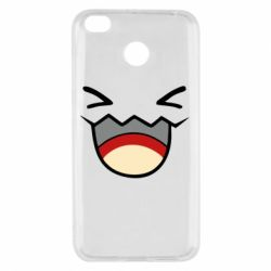 Чехол для Xiaomi Redmi 4x Pokemon Smiling - FatLine