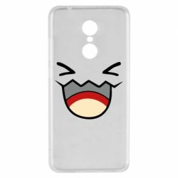 Чехол для Xiaomi Redmi 5 Pokemon Smiling - FatLine
