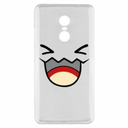 Чехол для Xiaomi Redmi Note 4x Pokemon Smiling - FatLine