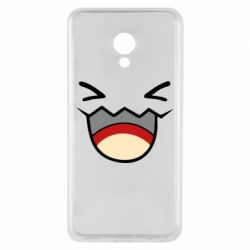Чехол для Meizu M5 Pokemon Smiling - FatLine