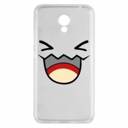 Чехол для Meizu M5c Pokemon Smiling - FatLine