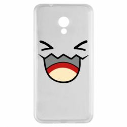 Чехол для Meizu M5s Pokemon Smiling - FatLine
