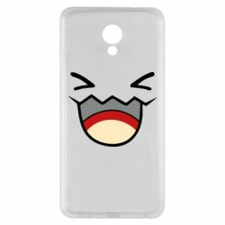 Чехол для Meizu M5 Note Pokemon Smiling - FatLine