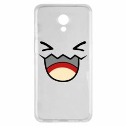 Чехол для Meizu M6s Pokemon Smiling - FatLine