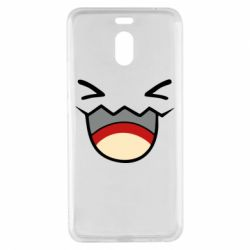 Чехол для Meizu M6 Note Pokemon Smiling - FatLine
