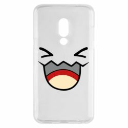 Чехол для Meizu 15 Pokemon Smiling - FatLine