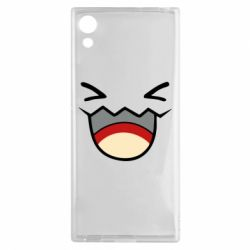 Чехол для Sony Xperia XA1 Pokemon Smiling - FatLine