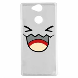 Чехол для Sony Xperia XA2 Pokemon Smiling - FatLine