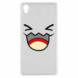 Чехол для Sony Xperia Z3 Pokemon Smiling - FatLine
