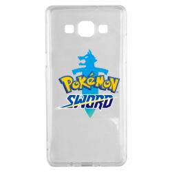 Чехол для Samsung A5 2015 Pokemon sword