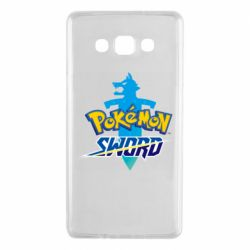 Чехол для Samsung A7 2015 Pokemon sword