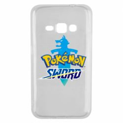 Чехол для Samsung J1 2016 Pokemon sword