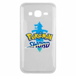 Чехол для Samsung J5 2015 Pokemon sword