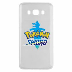 Чехол для Samsung J5 2016 Pokemon sword