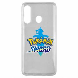 Чехол для Samsung M40 Pokemon sword