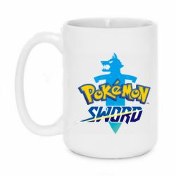 Кружка 420ml Pokemon sword