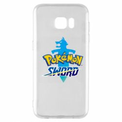 Чехол для Samsung S7 EDGE Pokemon sword