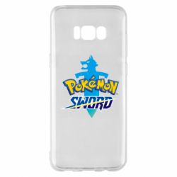 Чехол для Samsung S8+ Pokemon sword