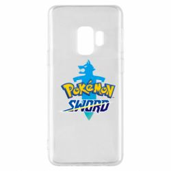 Чехол для Samsung S9 Pokemon sword