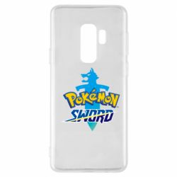 Чехол для Samsung S9+ Pokemon sword