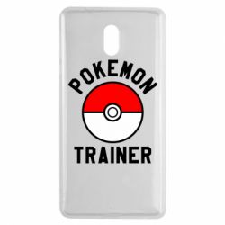 Чехол для Nokia 3 Pokemon Trainer - FatLine