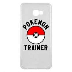 Чехол для Samsung J4 Plus 2018 Pokemon Trainer - FatLine