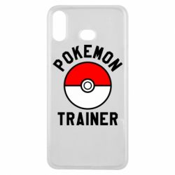 Чехол для Samsung A6s Pokemon Trainer - FatLine