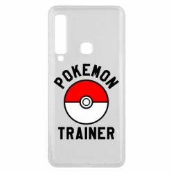 Чехол для Samsung A9 2018 Pokemon Trainer - FatLine