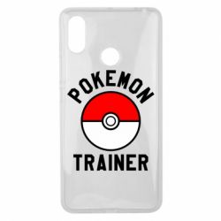 Чехол для Xiaomi Mi Max 3 Pokemon Trainer - FatLine