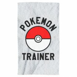 Полотенце Pokemon Trainer - FatLine