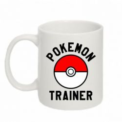 Кружка 320ml Pokemon Trainer