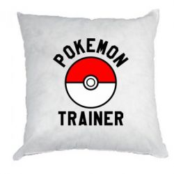 Подушка Pokemon Trainer