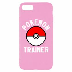 Чехол для iPhone 7 Pokemon Trainer - FatLine