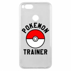 Чехол для Xiaomi Mi A1 Pokemon Trainer - FatLine