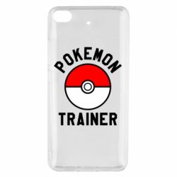Чехол для Xiaomi Mi 5s Pokemon Trainer - FatLine