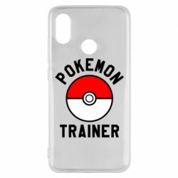 Чехол для Xiaomi Mi8 Pokemon Trainer - FatLine