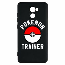 Чехол для Xiaomi Redmi 4 Pokemon Trainer - FatLine
