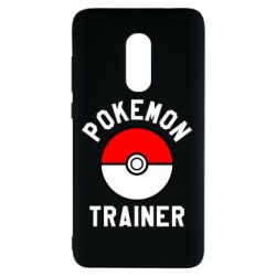 Чехол для Xiaomi Redmi Note 4 Pokemon Trainer - FatLine