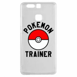 Чехол для Huawei P9 Pokemon Trainer - FatLine