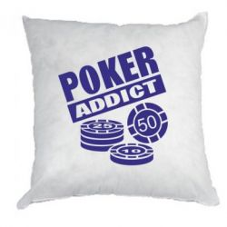 Подушка Poker Addict - FatLine