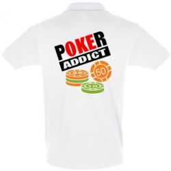 Футболка Поло Poker Addict - FatLine