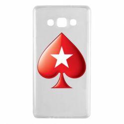 Чохол для Samsung A7 2015 Poker Stars 3D Logo