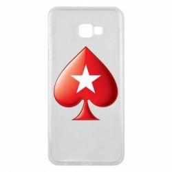 Чохол для Samsung J4 Plus 2018 Poker Stars 3D Logo