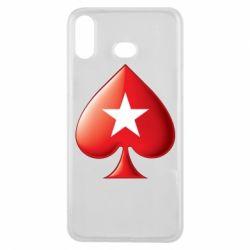 Чохол для Samsung A6s Poker Stars 3D Logo