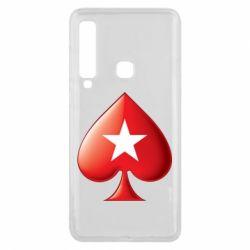 Чохол для Samsung A9 2018 Poker Stars 3D Logo