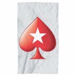 Рушник Poker Stars 3D Logo