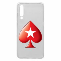 Чохол для Xiaomi Mi9 Poker Stars 3D Logo