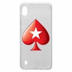 Чохол для Samsung A10 Poker Stars 3D Logo