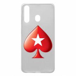 Чохол для Samsung A60 Poker Stars 3D Logo