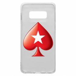 Чохол для Samsung S10e Poker Stars 3D Logo